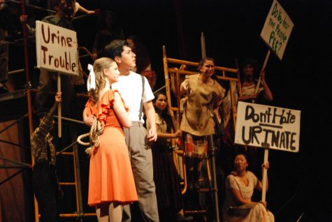 Photos from Urinetown