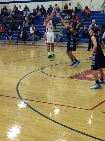 Boys' Basketball Wins Close Game Against Howard