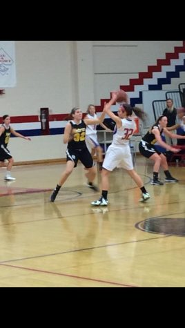 Lady Eagles Take Down Undefeated Rivals in Basketball