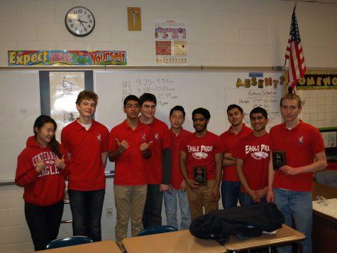 Centennial's It's Academic Team's Success Continues