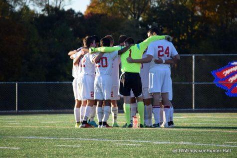 Boys' Soccer Senior Night