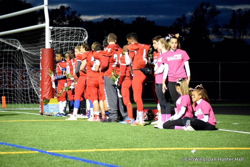 Football+Senior+Night+v.+Wilde+Lake