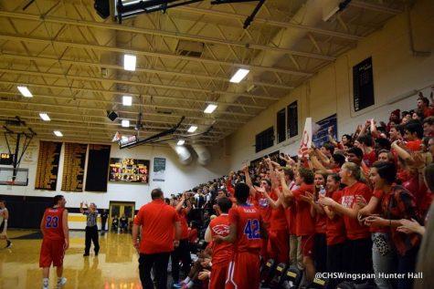 Boys' Basketball Defeats Rival Mount Hebron