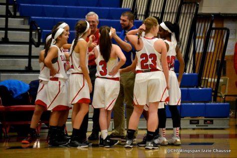 JV Girls' Basketball Continues Their Winning Streak