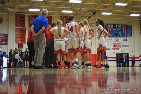 Girls' Basketball Defeats Reservoir in Playoffs