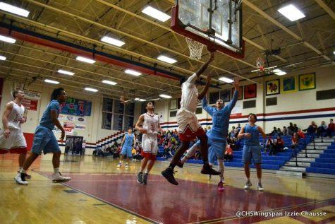 Boys' Basketball Defeats River Hill