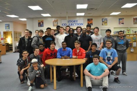 Kyle Taylor Signs Letter of Intent
