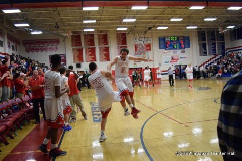 Boys' Basketball Defeats Wilde Lake in Third Round of Playoffs