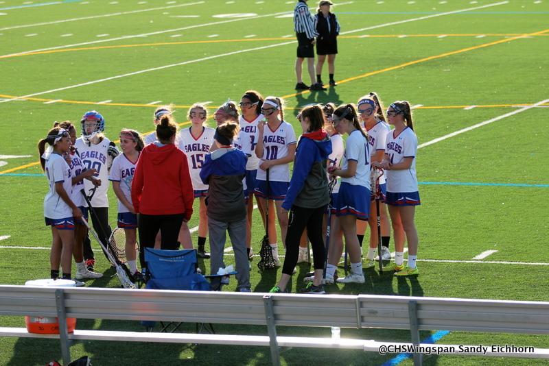 Girls' Lacrosse Defeats Hammond in Season Opener