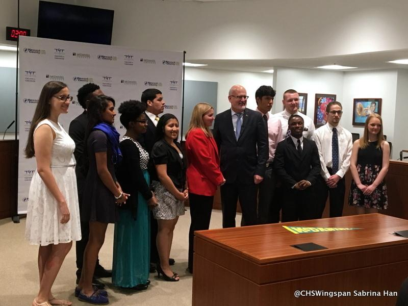 HCPSS, McDaniel Announce Inaugural T4T Scholarship Recipients