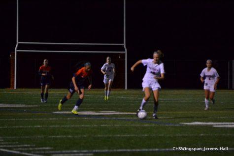 Girls' Soccer Wins Second Round of Playoffs