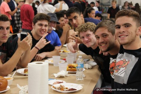 Class of 2017 Crab Feast