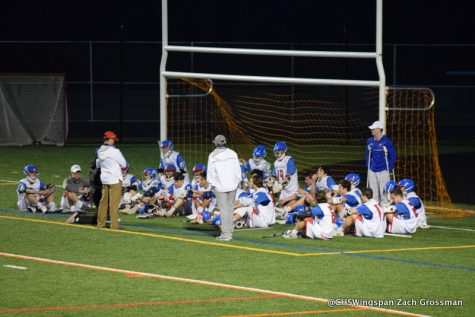 Boys' Lacrosse Defeats Hammond