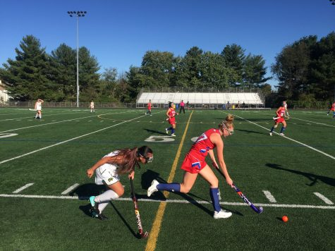 Centennial Field Hockey Shuts Out Wilde Lake