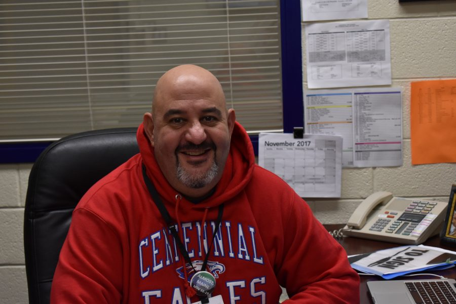 Centennial Welcomes Mr. Rahnama