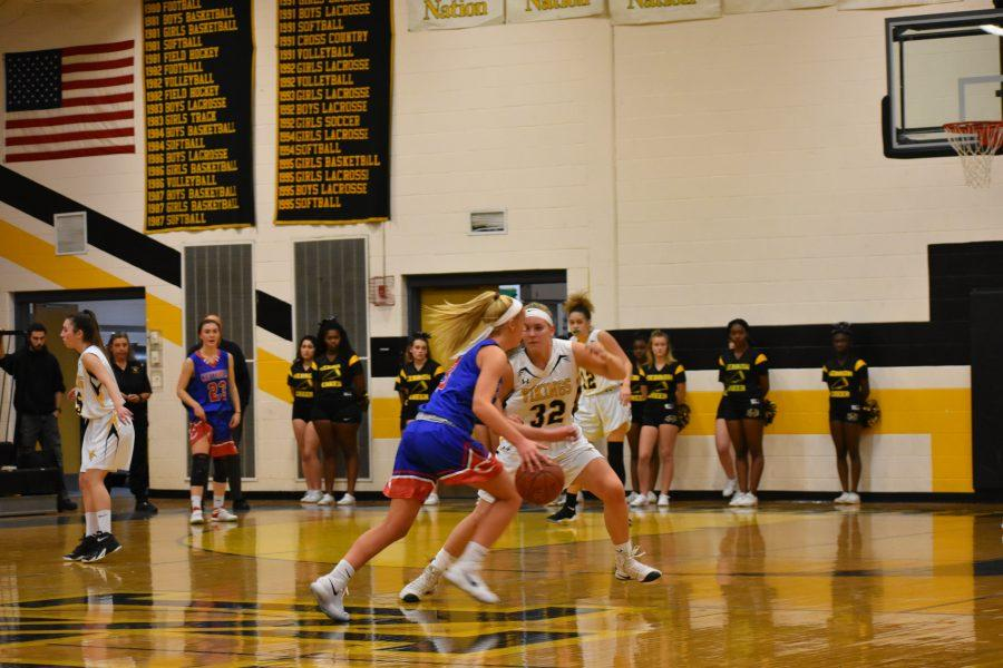 Varsity Girls Basketball vs. Mount Hebron Photos