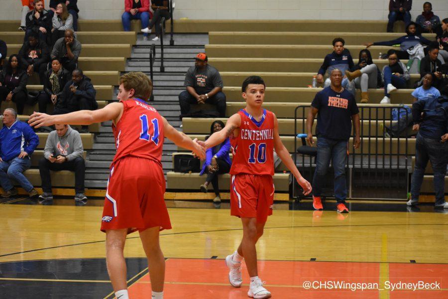 Boys+Varsity+Basketball+Triumphs+Over+Reservoir%3A+Photos