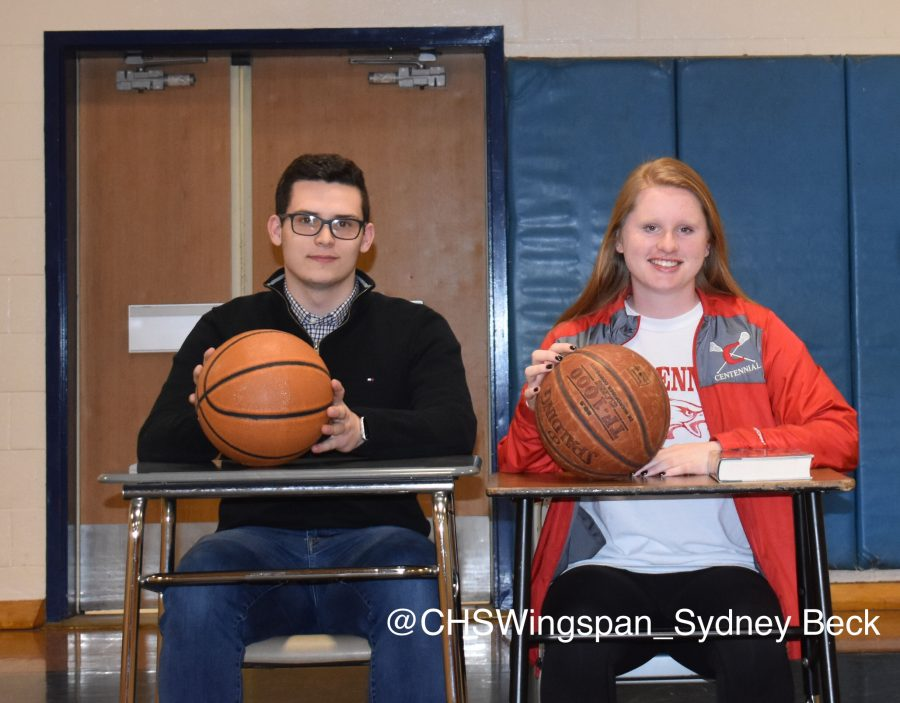 Academic All-State Basketball Team Inductees