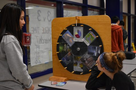 Centennial Science Students Showcase Their Knowledge at Know Your Planet Night