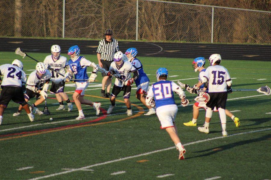 Boys+Varsity+Lacrosse+Takes+on+Long+Reach%3A+Photos