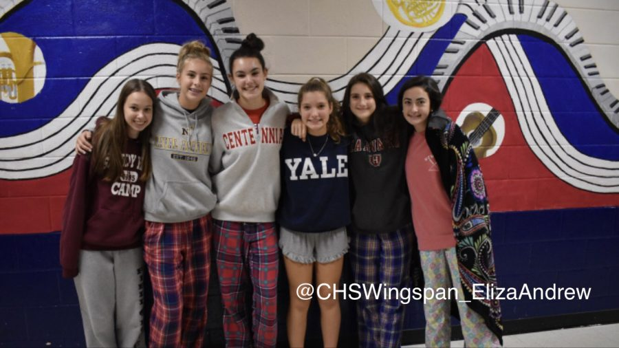 Centennial+Students+and+Teachers+Roll+Out+of+Bed+in+Their+Coziest+Attire