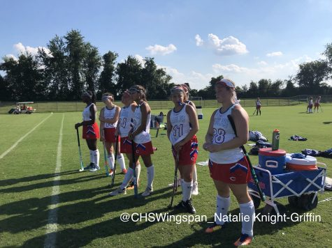 Centennial Varsity Field Hockey Starts the Season with a Triumph Over Long Reach