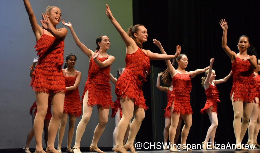 Centennial+Showcases+Talent+in+Annual+Dancing+With+the+Staff