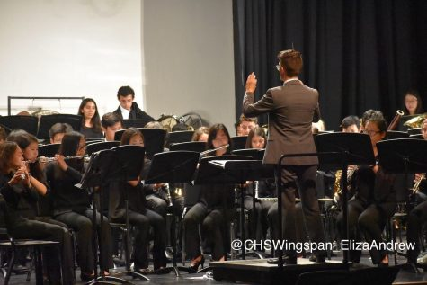 Centennial Wind Ensemble Opens The Year With A Fall Concert