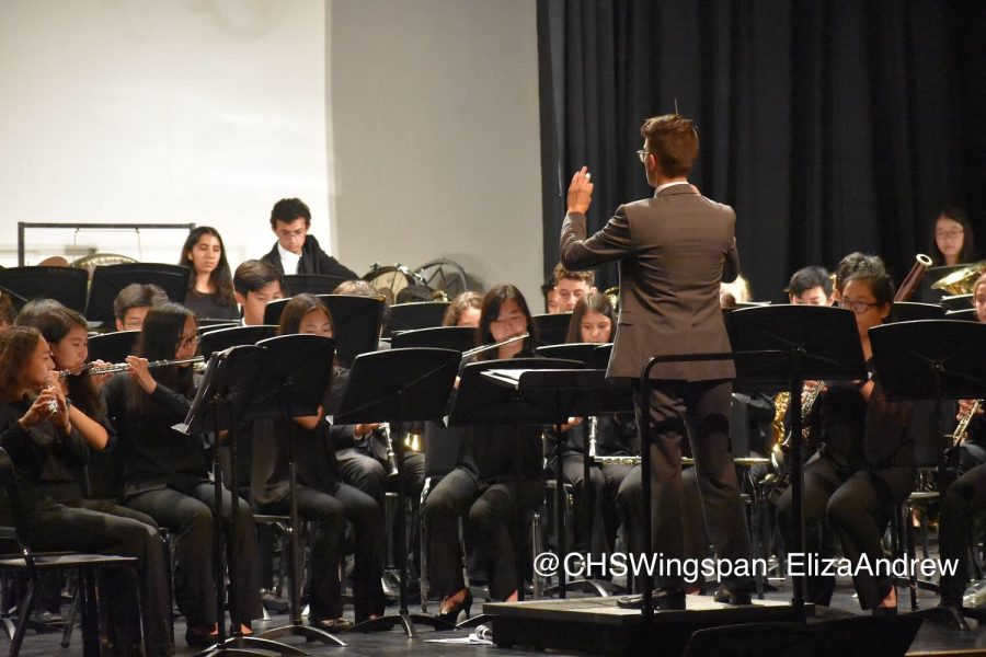 Centennial+Wind+Ensemble+Opens+The+Year+With+A+Fall+Concert