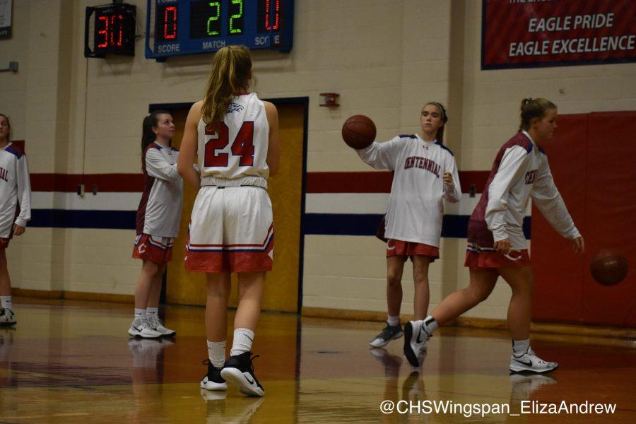 CHS+Girls%27+Varsity+Basketball+Defeats+Long+Reach
