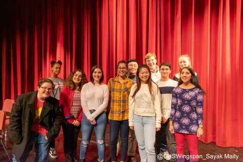 Centennial Hosts Annual Poetry Out Loud Competition