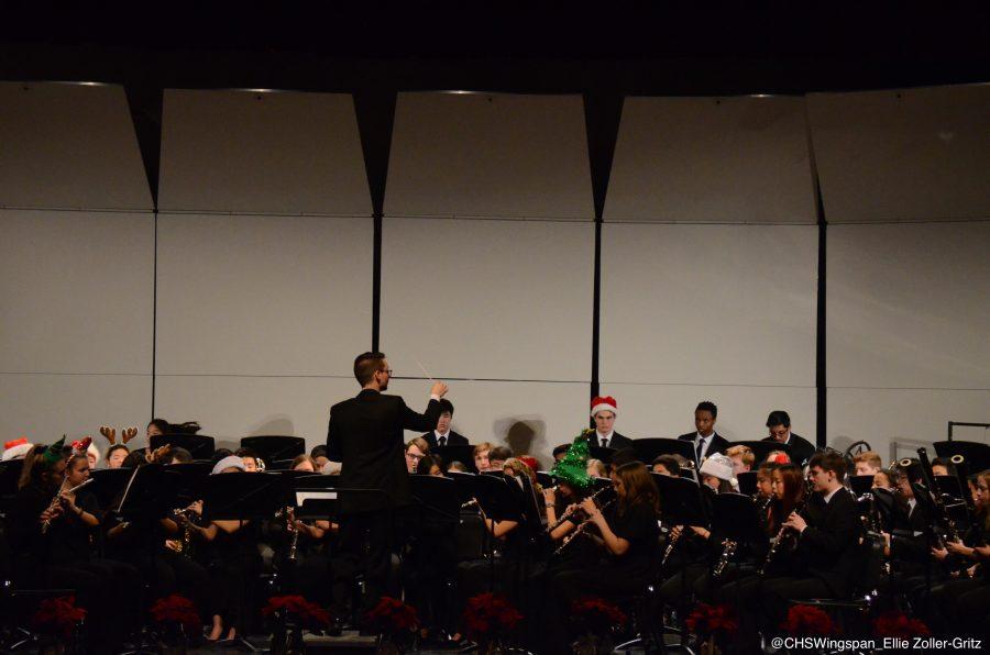 Centennial Hosts a Successful Winter Band Concert
