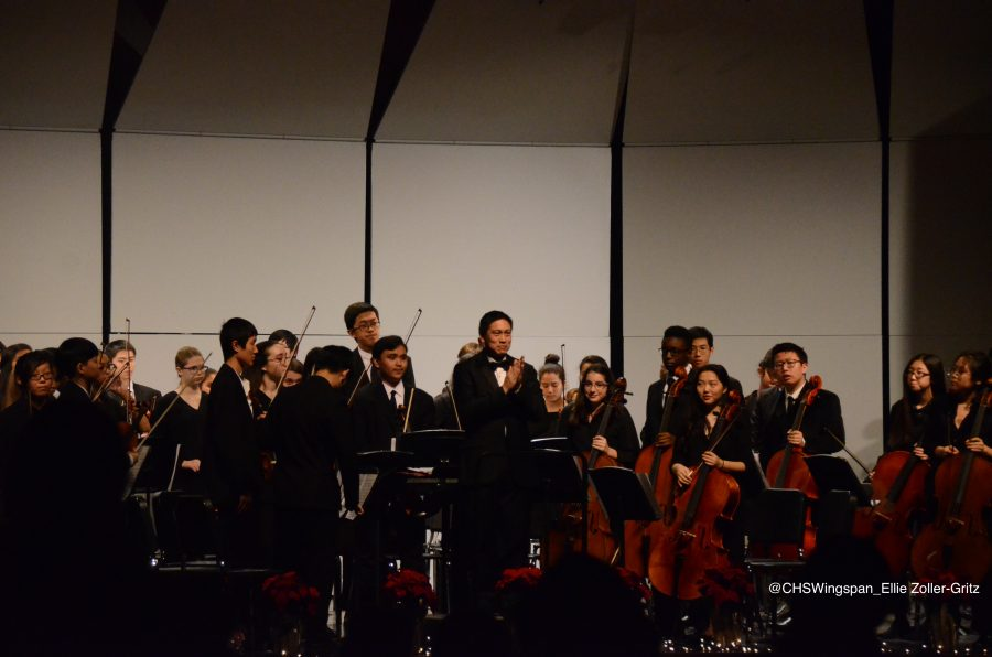 Centennial High School Hosts Their Annual Winter Orchestra Concert