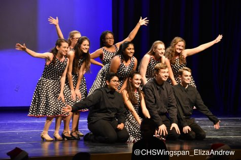Centennial Winter Spectacular Photos 2018