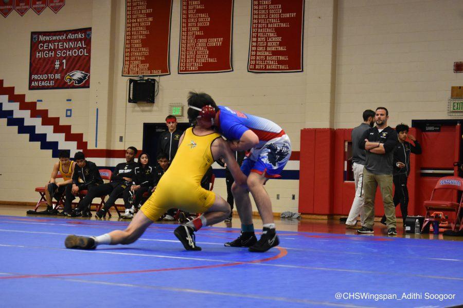 Varsity+Wrestling+Defeats+Mount+Hebron+Vikings