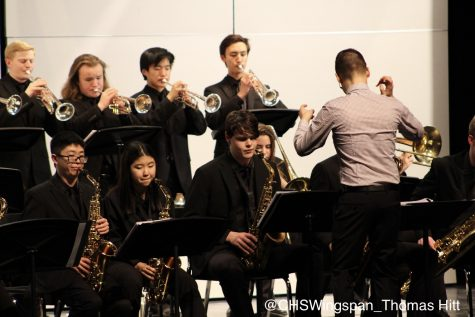 A Night of Jazz on Centennial's Center Stage