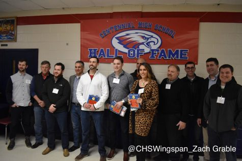 Centennial Celebrates Six New Members Inducted into the CHS Athletics Hall of Fame