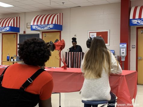 Delta Scholars Celebrates Black History Month