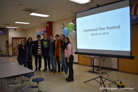Film Club Hosts the First Annual Film Festival