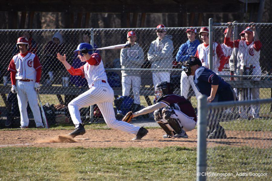 Centennial+Varsity+Baseball+Week+in+Review