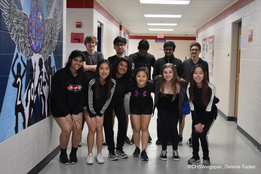 Students Show Their School Pride in Last Days of Spirit Week