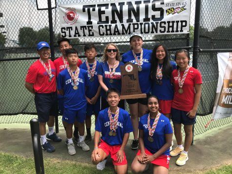 Tennis State Championships at the WLTC