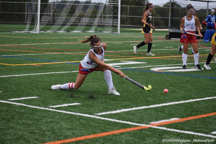 Centennial Field Hockey Falls Short in Tough Match Against Mount Hebron