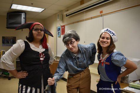 Boo! Centennial Celebrates Halloween