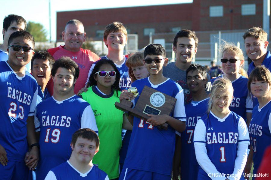 Centennial Allied Soccer Wins County Championship