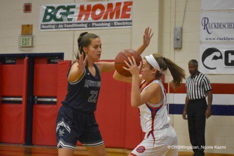 Centennial Girls' Basketball Struggles in Season Opener