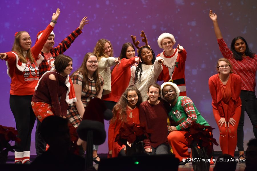 Centennial Students Spread Holiday Spirit at Winter Spectacular