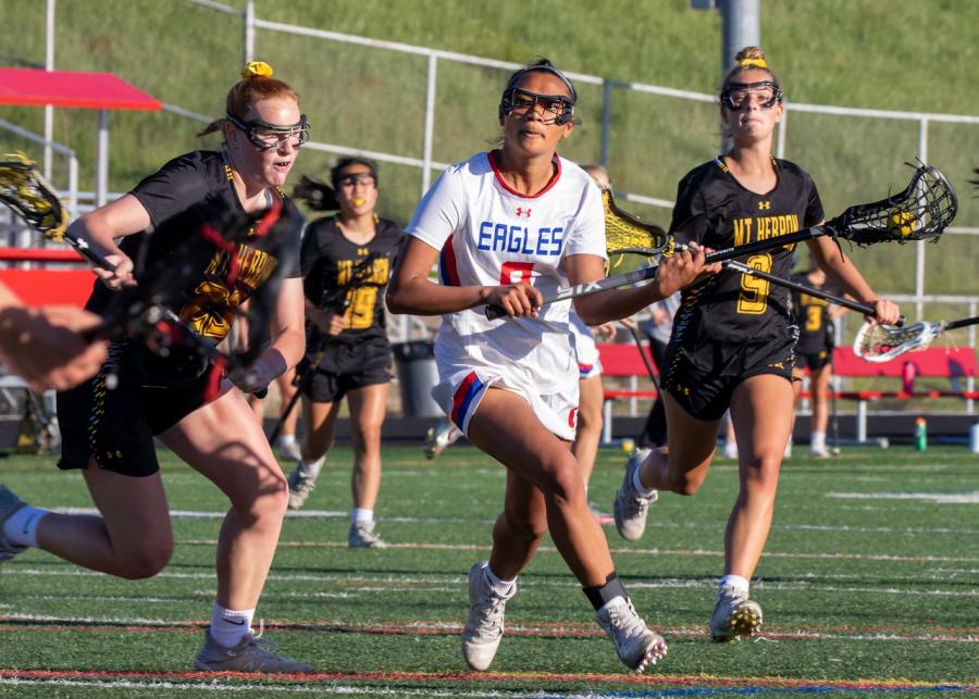 Girls' Lacrosse Senior Night Recap